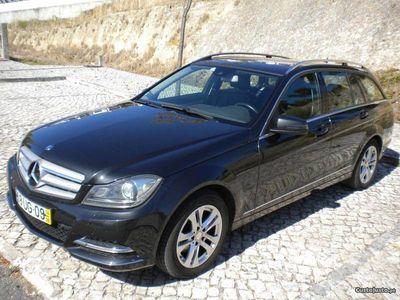 usado Mercedes C220 Avangard