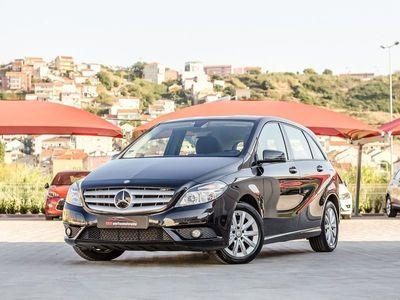 usado Mercedes B180 1.8 CDI Blue Efficiency Edition