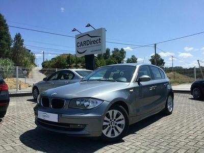 usado BMW 118 d Navigation