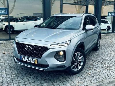 usado Hyundai Santa Fe 2.0 CRDi Executive 150cv