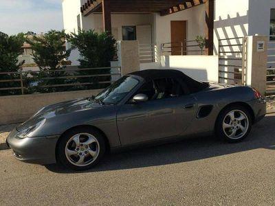 usado Porsche Boxster Descapotável