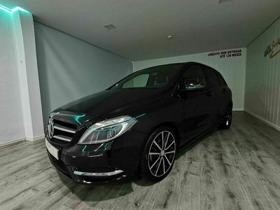 usado Mercedes B180 1.8 CDi Elegance
