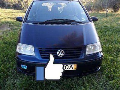 usado VW Sharan 7 lugares115cv 6 vel