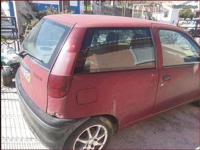 usado Fiat Punto Van