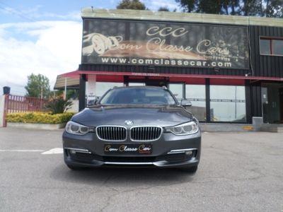 usado BMW 318 318 D TOURING LINE LUXURY 143CV