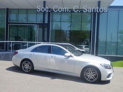 brugt Mercedes S400 ---