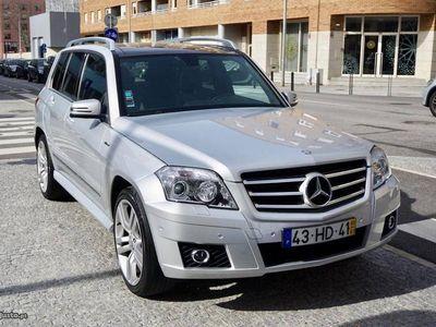 brugt Mercedes GLK350 320 CDI 122.000km