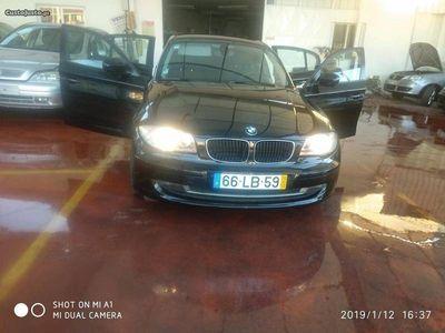 usado BMW 118 Impecável