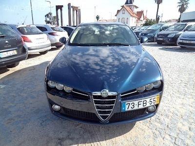 usado Alfa Romeo 159 1.9 JTDm 16V (150cv) (4p)