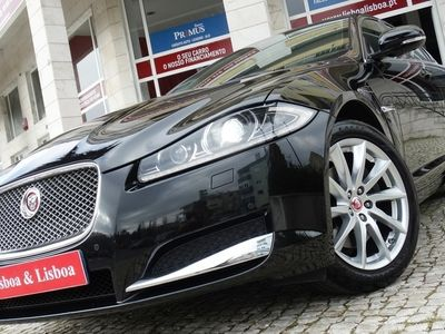 usado Jaguar XF 2.2D Premium Luxury 200cv