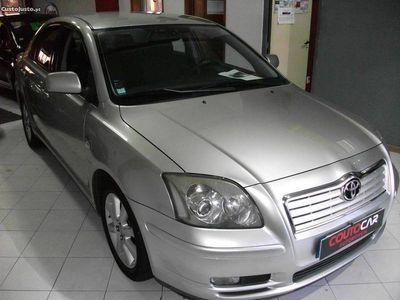 usado Toyota Avensis 2.0 D4 D -