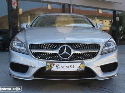 usado Mercedes CLS250 AMG SHOTING BRAKE