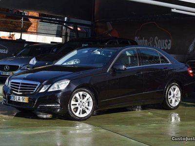 usado Mercedes E250 CDI Avantgarde Auto