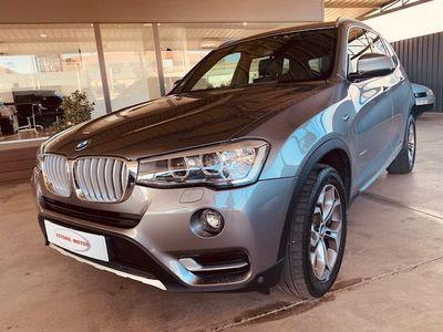 usado BMW X3 Xdrive 20d