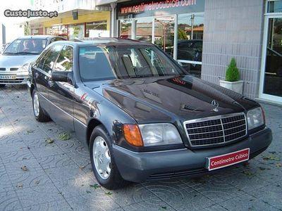 usado Mercedes S500 500 SE W140 - 91
