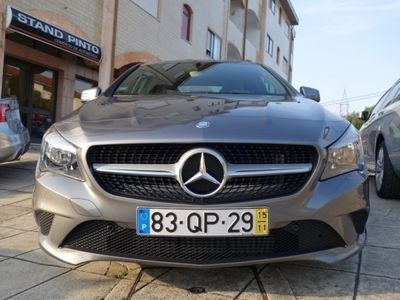 usado Mercedes CLA180 CDI Urban aut.