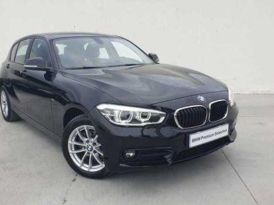 usado BMW 116 - Usado d Line Sport Auto