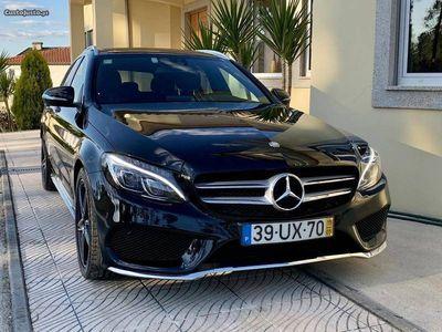 usado Mercedes C220 AMG
