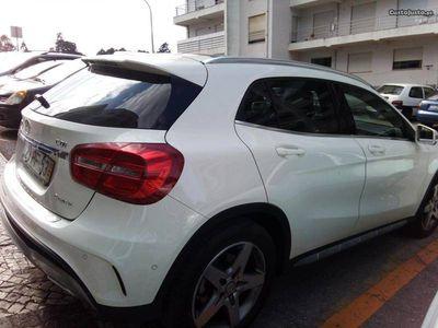 usado Mercedes A220 4 matic