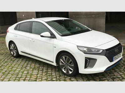 usado Hyundai Ioniq HEV 1.6 GDi 6DCT Hybrid Tech + Pele MY19