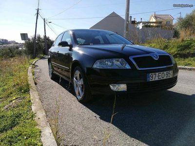 used Skoda Octavia sedan