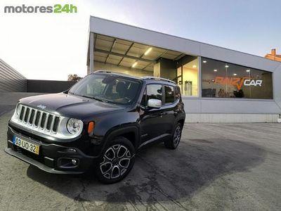 usado Jeep Renegade 1.6 Diesel 120cv automatico