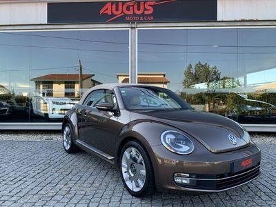 usado VW Beetle NewCabriolet 2.0 TDI Edition Full extras