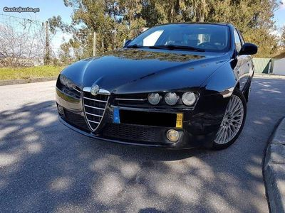 brugt Alfa Romeo 159 JTD 150 Cv