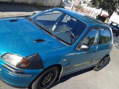 usado Toyota Starlet 1300 sr 16v d . asst - 97