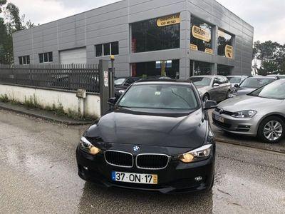 usado BMW 318 d Auto Line Luxury