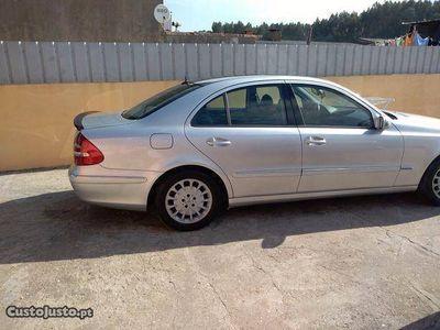 usado Mercedes E220 Avangard