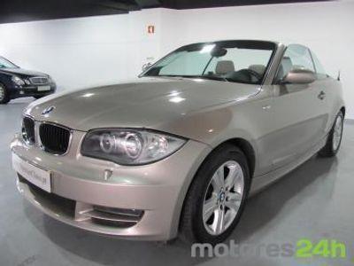 usado BMW 120 Cabriolet 120 d (Nacional)