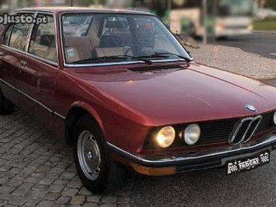 usado BMW 520 E12 Nacional