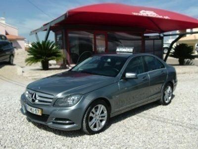 usado Mercedes C220 Classe CCDi Avantgarde BE Aut. (170cv) (4p)