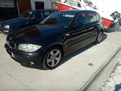 usado BMW 120 Nacional 119.000klm