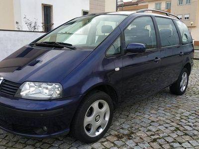 usado Seat Alhambra 1.9TDi CX6v