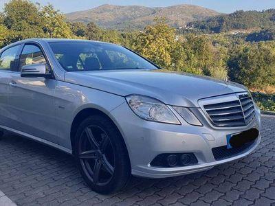 usado Mercedes E250 Blue eficienc