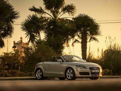 usado Audi TT Roadster Sport