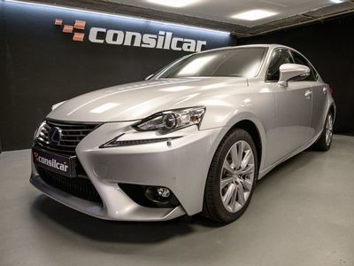 usado Lexus IS300h Executive Pack Navi