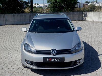 brugt VW Golf Variant 1.6 TDI Confortline