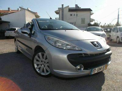 usado Peugeot 207 CC 1.6 HDi FAP Sport