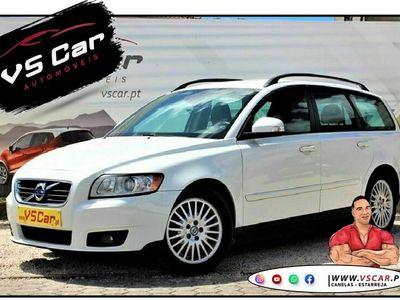 usado Volvo V50 1.6D Drive Momentum (110CV) | Sistema de Navegação
