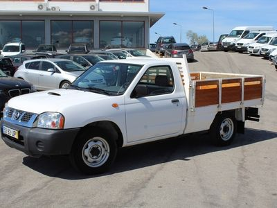 usado Nissan Navara Pick Up4X2