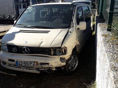usado Mercedes Vito C112