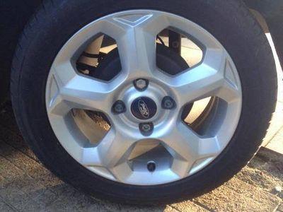 usado Ford Fiesta 1.4 Tdci Trend -