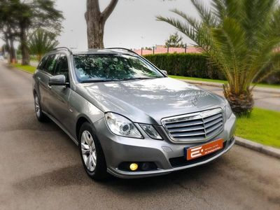 usado Mercedes E200 CDi Avantgarde