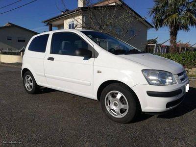 brugt Hyundai Getz Van 1.5 CRDI