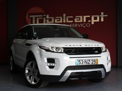used Land Rover Range Rover evoque 2.2 SD4 DYNAMIQUE