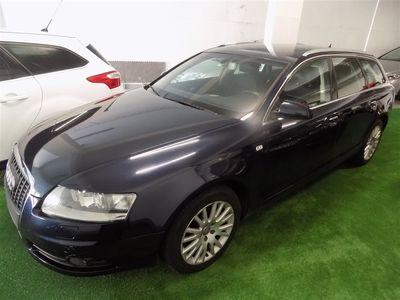 gebraucht Audi A6 Avant 2.0 TDi S-Line (140cv) (5p)