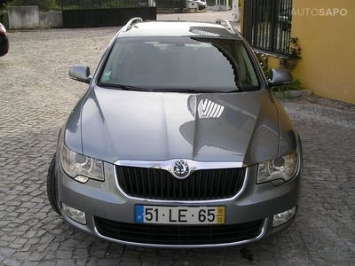 used Skoda Superb B. 1.9 TDi Ambition (105cv) (5p)